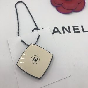 New VIP gift from Chanel mirror a little charm -